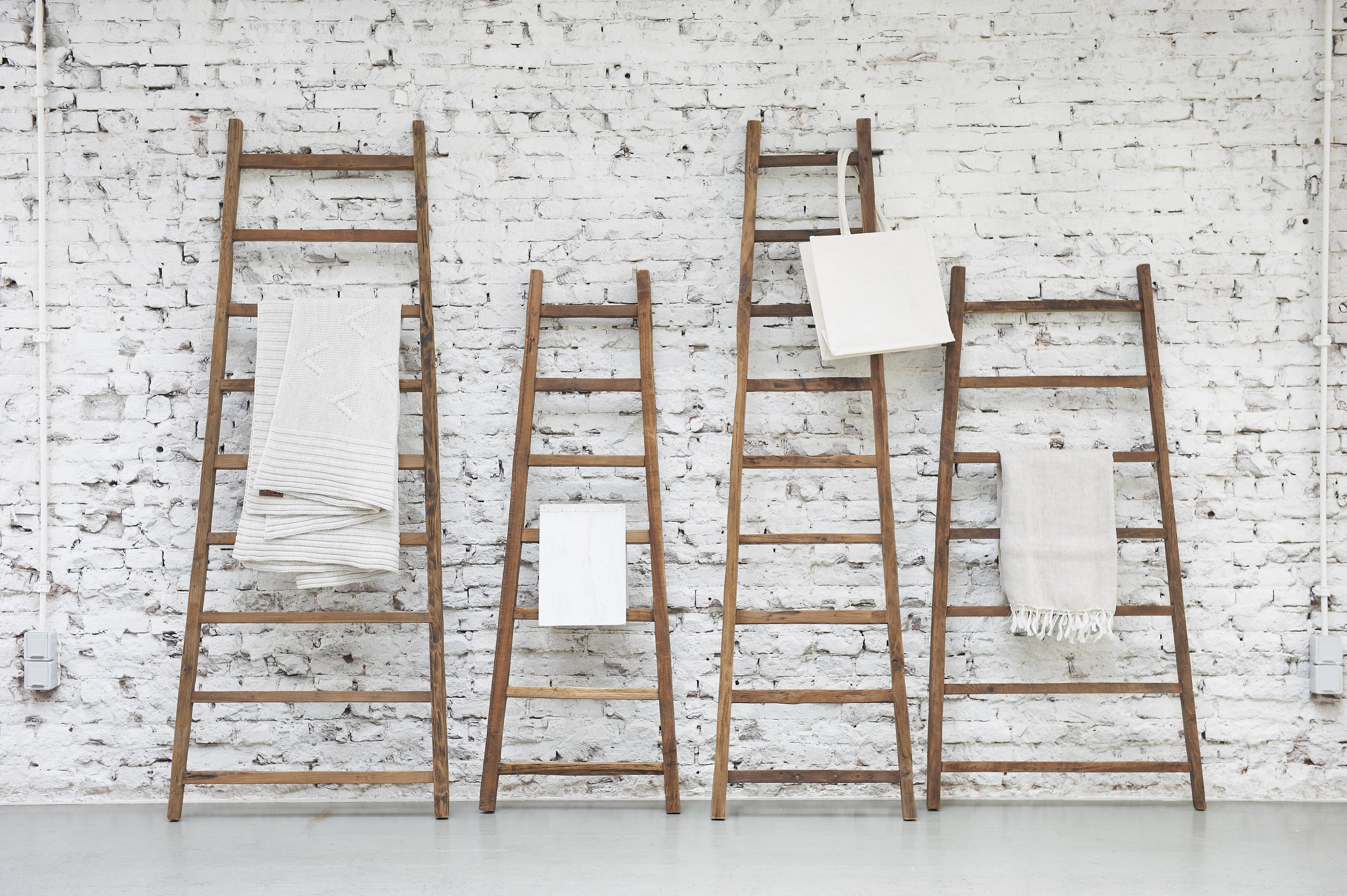 Decoratie Ladder Badkamer : Beroemd houten ladder badkamer oe u aboriginaltourismontario