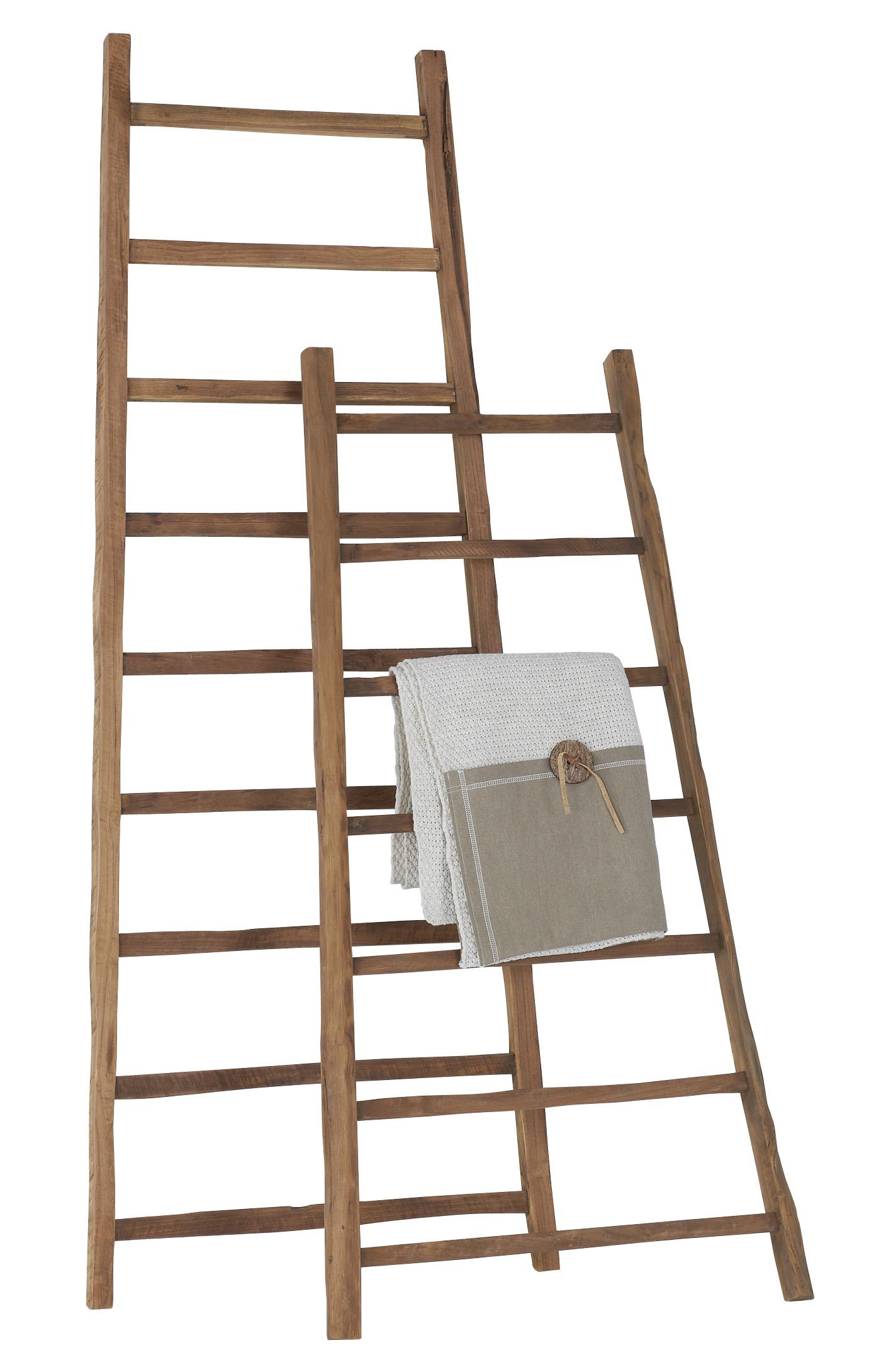 Ladder van teakhout dtp import in bestelling zusenzo for House doctor ladder